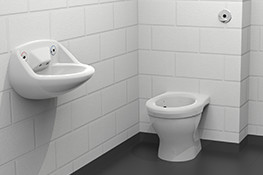 Heavy Duty Sanitary Ware