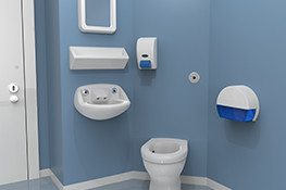 medical mental health sanitary ware