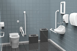 mobility impaired and less abled sanitary ware manufacturers