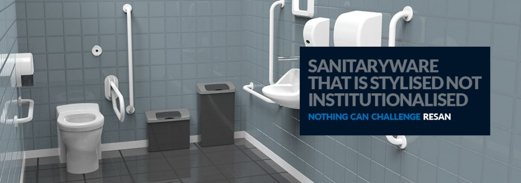 Less Abled and Mobility Sanitary ware Page Header